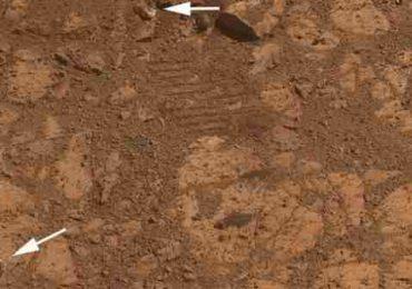 El misterio de la roca en Marte