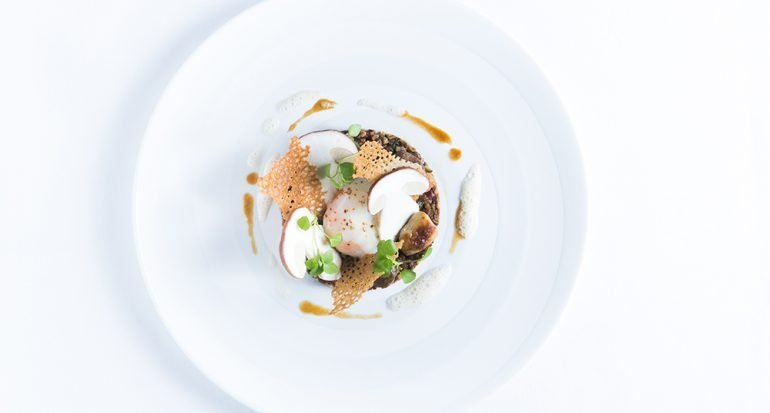 El mundo cena a la francesa