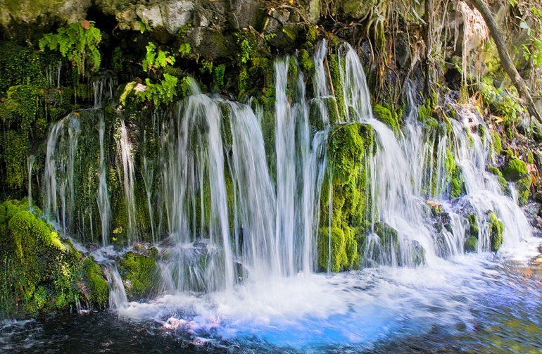 El nacimiento de un río