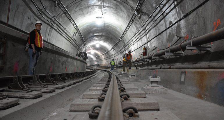 El nuevo metro de Nueva York