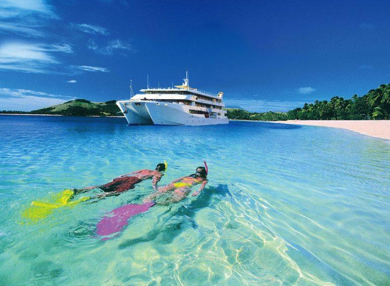 El paraíso sí existe: Islas Fiyi