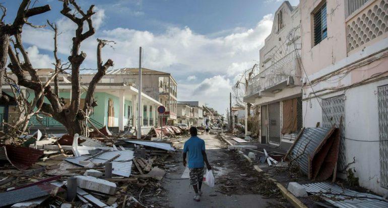 El paso del huracán Irma: destrucción en Florida y el Caribe