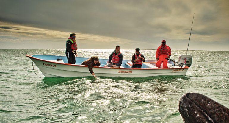 El pescador que se convirtió en conservacionista