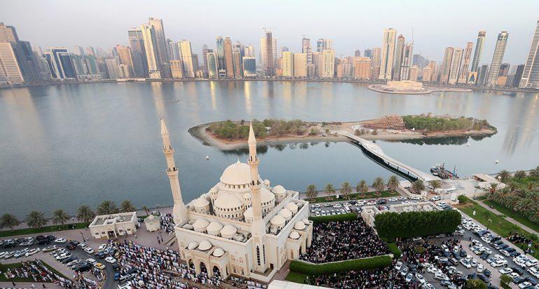 El plan divertido de Sharjah