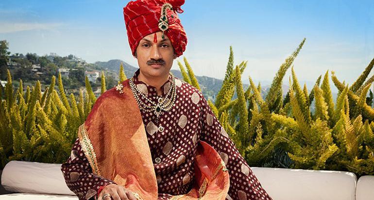 El príncipe gay de la India abrirá su palacio a la comunidad  LGBTTTI