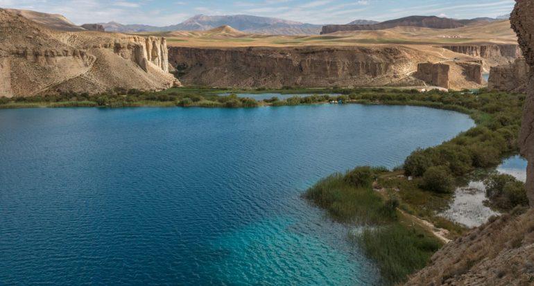 El primer parque nacional de Afganistán