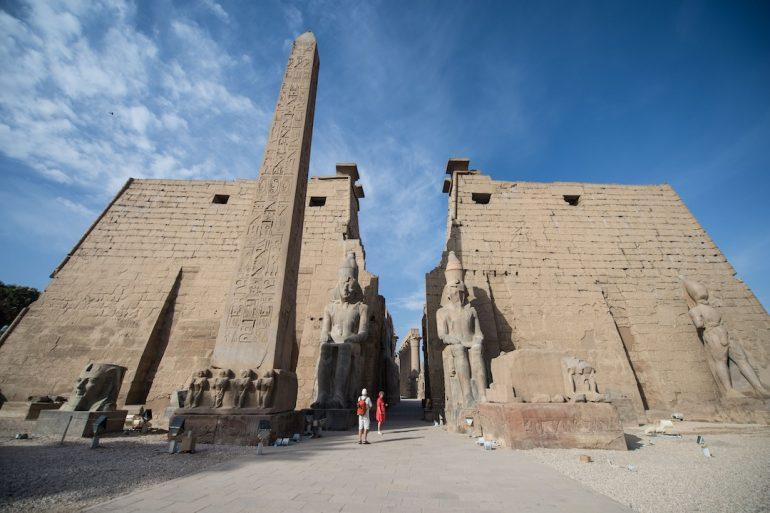 El problema de Luxor