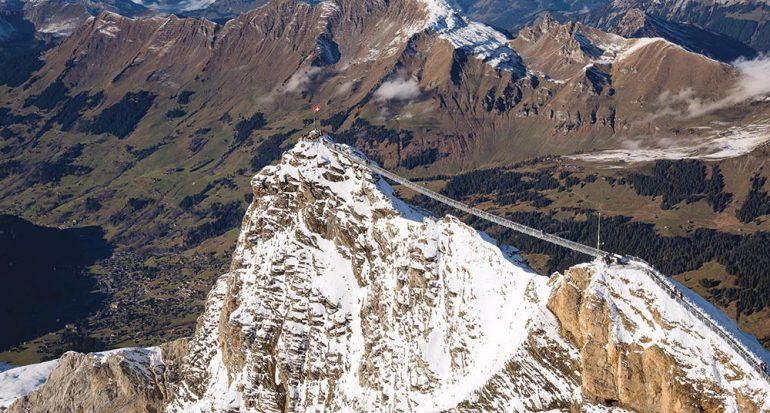 El puente colgante más grande del mundo