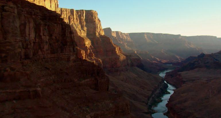 El río con el mayor riesgo de desaparecer en EUA