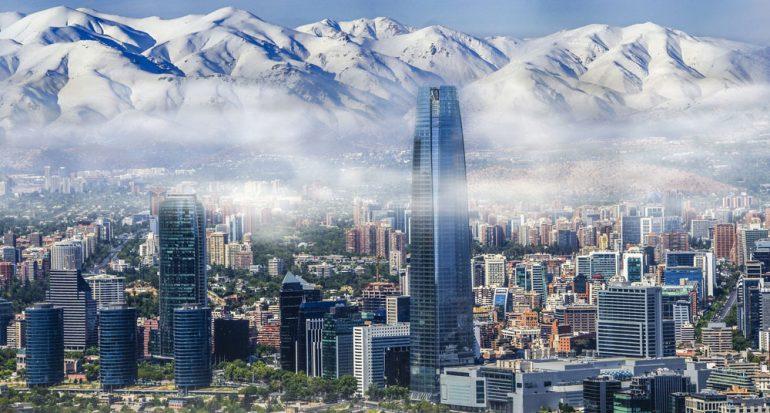 El rascacielos más alto en América Latina