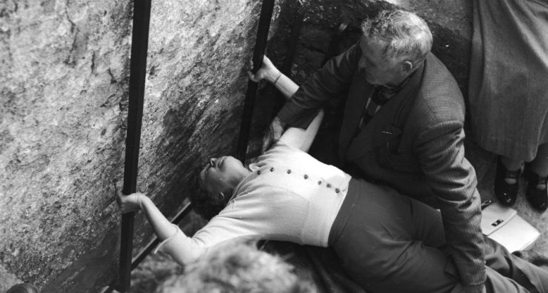 El regalo del Castillo Blarney