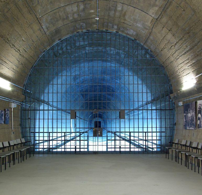 El resguardo ante una bomba atómica
