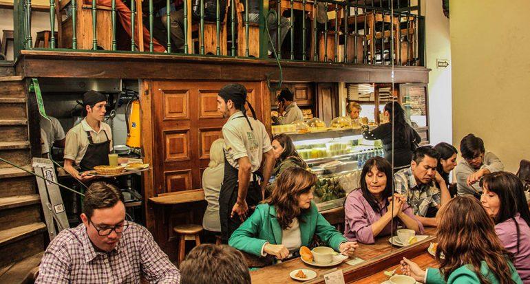 El restaurante de 200 años que nació por rebeldía