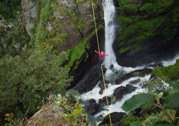 El salto de Quetzalapan