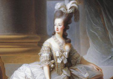 El secreto detrás del vestido de novia de María Antonieta