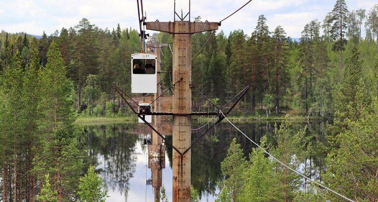 El teleférico más largo del mundo
