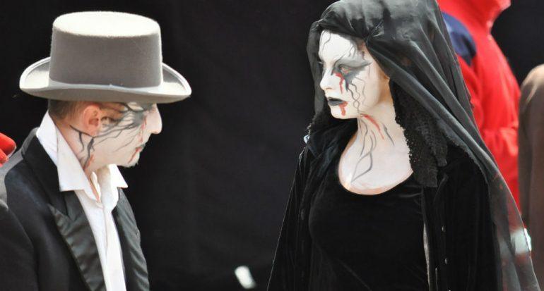 El terror de Halloween se adelanta en Irlanda