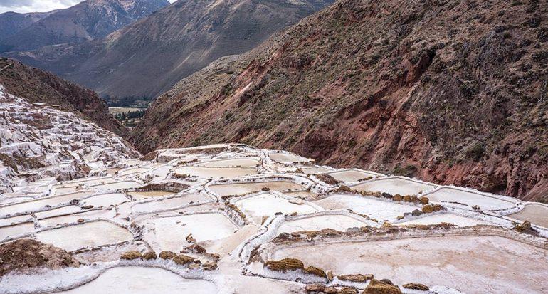 El tesoro salado del Perú