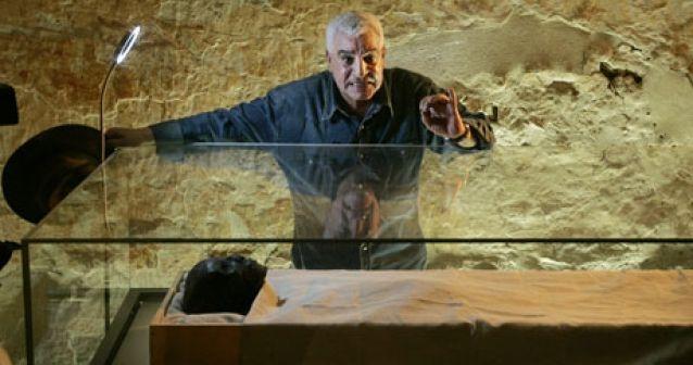 El traslado de Tutankamón se diseñó para cuidar a la momia