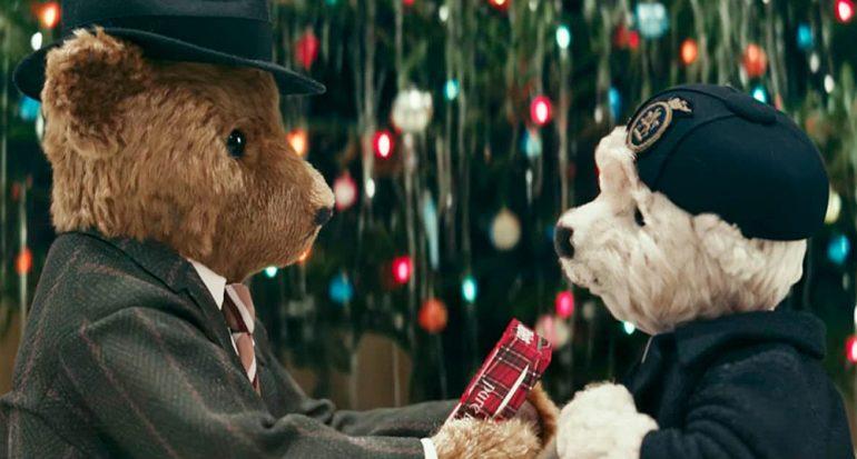 El video que le está dando la vuelta al mundo está Navidad