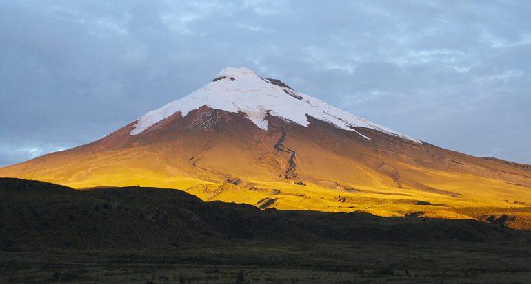 El volcán Cotopaxi provoca alerta