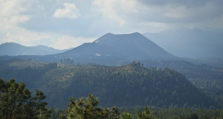 El volcán más joven del mundo