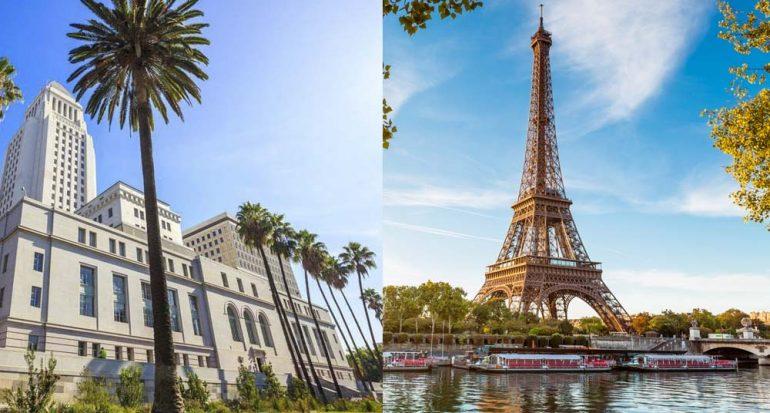 En París y Los Ángeles serán los JJOO de 2024 y de 2028
