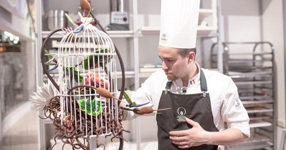En busca del mejor chef chocolatero del mundo