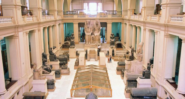 En este 2018 se inaugura el museo de arqueología más grande del mundo