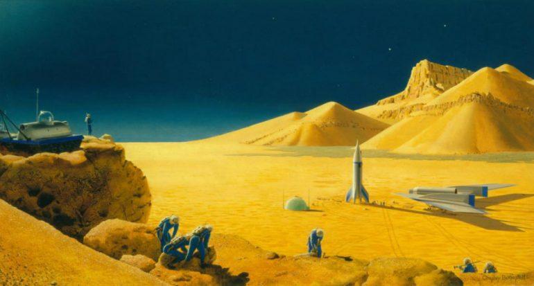 Es por esto que todavía no hay humanos en Marte