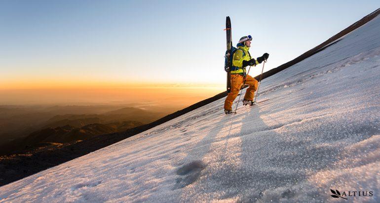 Escala la cima más alta de México