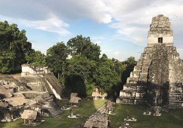 Escaneos láser revelan una ?megalópolis? bajo la selva de Guatemala