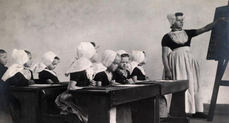 Escuelas antiguas alrededor del mundo