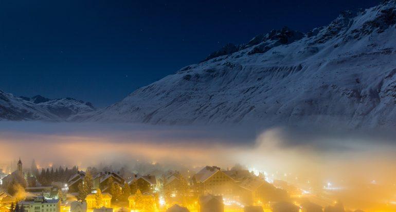 Estás a tiempo para los Alpes
