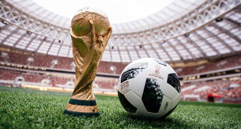 32783683f6e34 Este es el balón oficial para el Mundial de Rusia 2018 - National ...