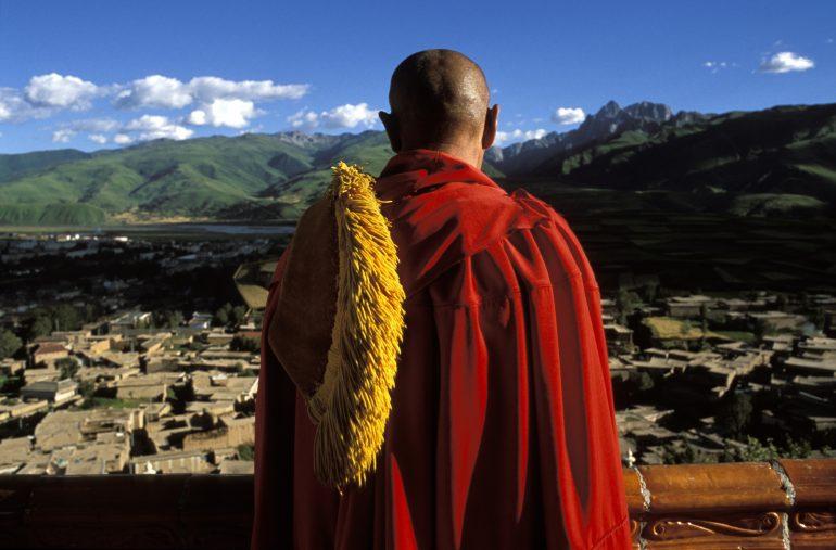 Este mes | Cuarta visita del Dalái Lama a México