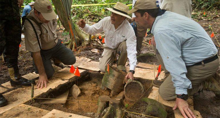 Excavación de la Ciudad Perdida produce nuevos hallazgos