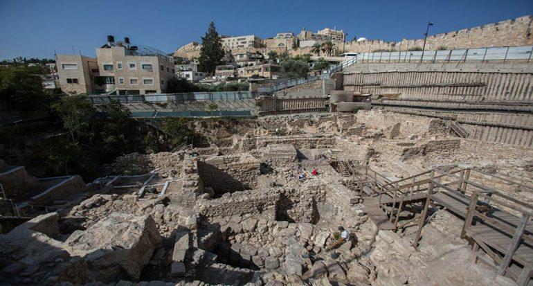 Excavación en Israel descubre antigua ciudadela griega