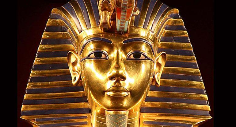 Exhibirán piezas de oro nunca antes vistas de la tumba de Tutankamón