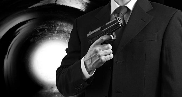 Exposición de relojes auténticos de James Bond