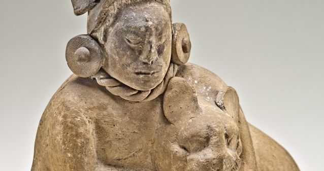 Exposición maya arriba a Brasil