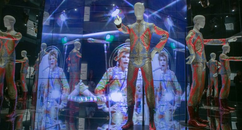 Exposición sobre David Bowie en Holanda