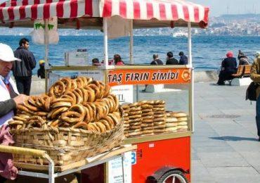 Festín callejero en Estambul