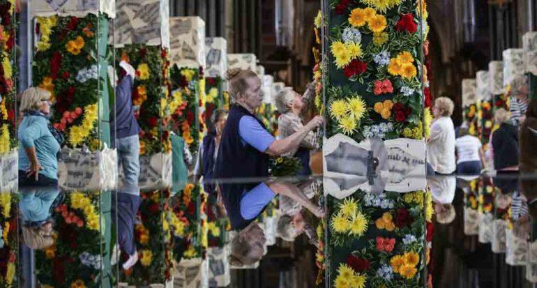 Festival de flores Magna Flora
