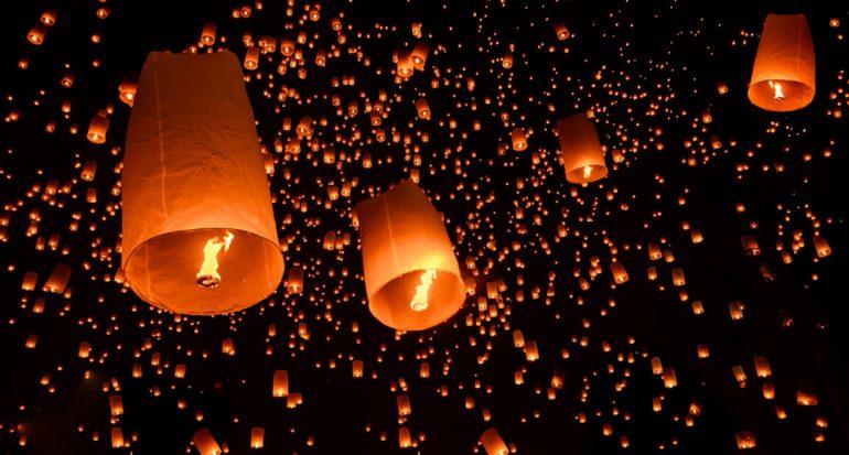 Festival de las Linternas en Taiwan