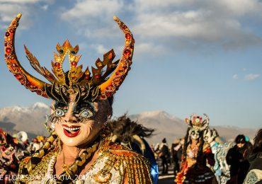 Fiesta de la Virgen de Guadalupe en Ayquina