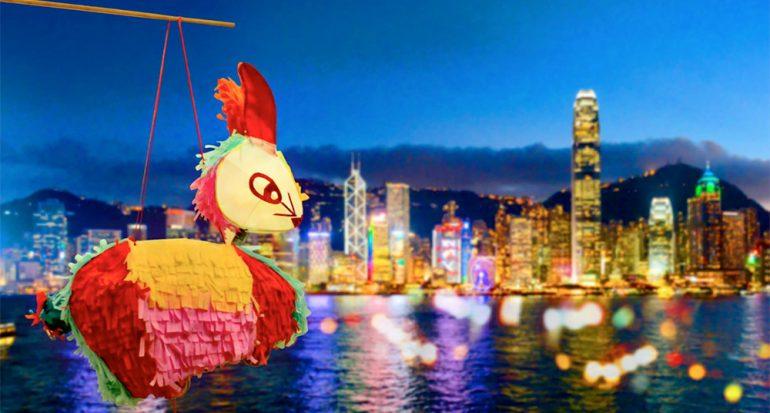 Fiesta gastronómica en Hong Kong