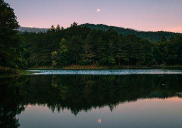 Foto del Lector: Reflejos en luna llena
