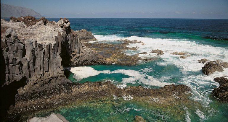 Fotografías de las siete islas de las Canarias