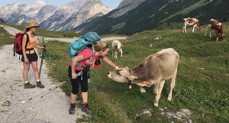 Fotografías de un viaje por los montes del Karwendel